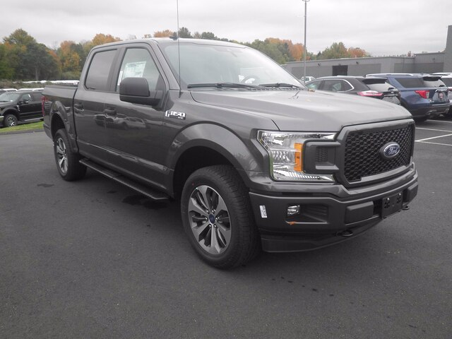 2020 Ford F-150 SuperCrew Cab 4x4, Pickup #G7103 - photo 1