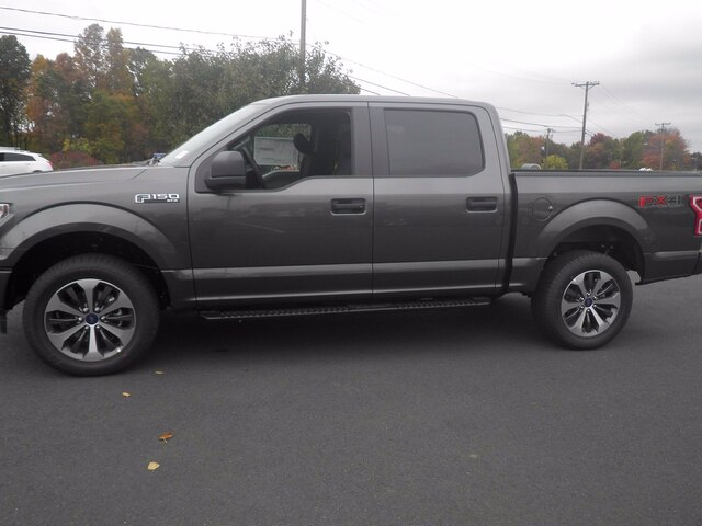 2020 Ford F-150 SuperCrew Cab 4x4, Pickup #G7103 - photo 5
