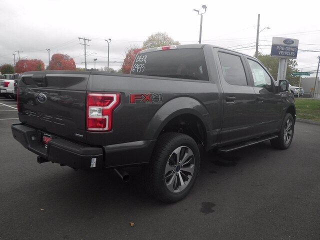 2020 Ford F-150 SuperCrew Cab 4x4, Pickup #G7103 - photo 2