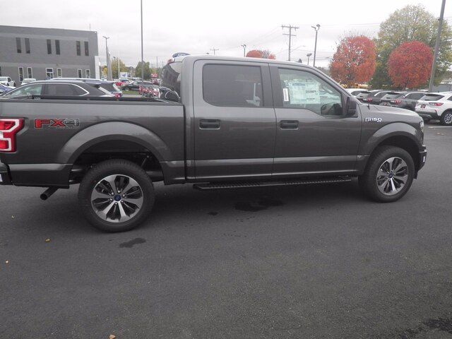 2020 Ford F-150 SuperCrew Cab 4x4, Pickup #G7103 - photo 9