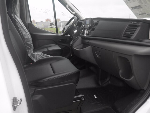 2020 Ford Transit 250 Med Roof RWD, Empty Cargo Van #G7139 - photo 9