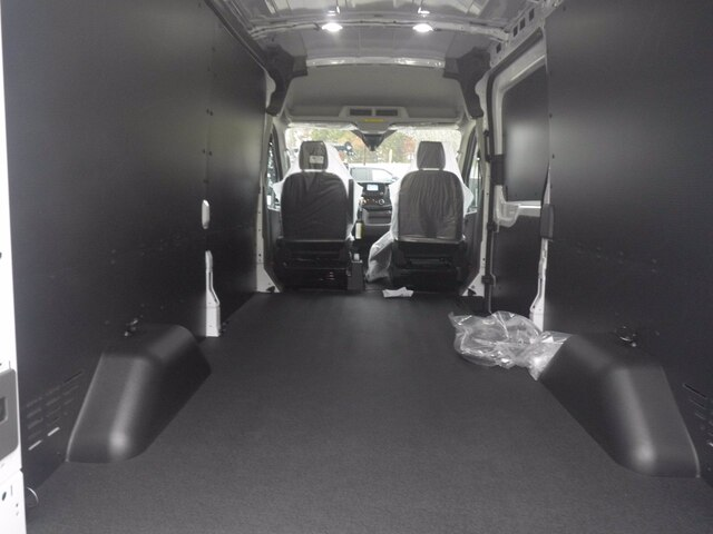 2020 Ford Transit 250 Med Roof 4x2, Empty Cargo Van #G7140 - photo 2