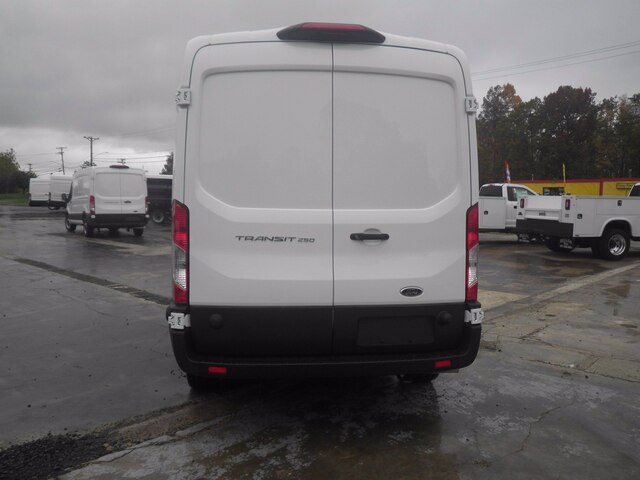 2020 Ford Transit 250 Med Roof 4x2, Empty Cargo Van #G7140 - photo 7