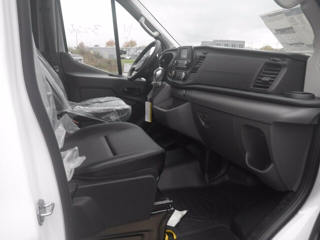 2020 Ford Transit 250 Med Roof 4x2, Empty Cargo Van #G7140 - photo 10