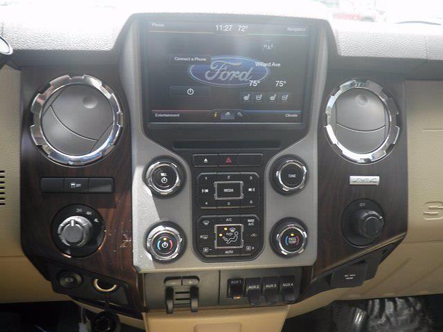 2016 Ford F-350 Crew Cab 4x4, Pickup #G7601A - photo 21
