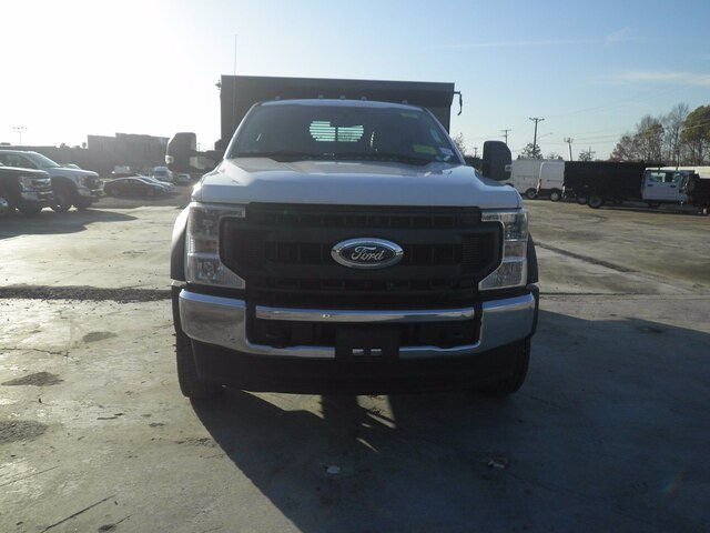 2020 Ford F-550 Regular Cab DRW 4x4, Rugby Dump Body #G7277 - photo 3