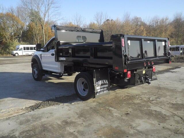 2020 Ford F-550 Regular Cab DRW 4x4, Rugby Dump Body #G7277 - photo 6