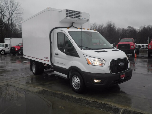 2020 Ford Transit 350 HD DRW 4x2, Morgan Refrigerated Body #G7297 - photo 1