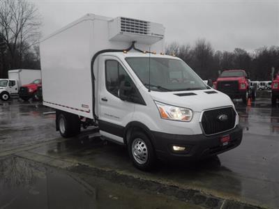 2020 Ford Transit 350 HD DRW 4x2, Morgan Refrigerated Body #G7297 - photo 1