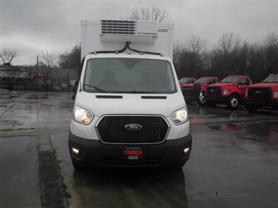 2020 Ford Transit 350 HD DRW 4x2, Morgan Refrigerated Body #G7297 - photo 3
