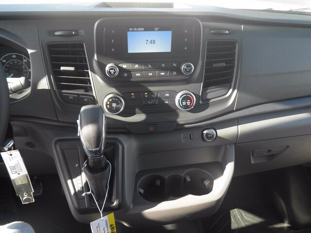 2020 Ford Transit 250 Med Roof 4x2, Thermo King Refrigerated Body #G7317 - photo 14