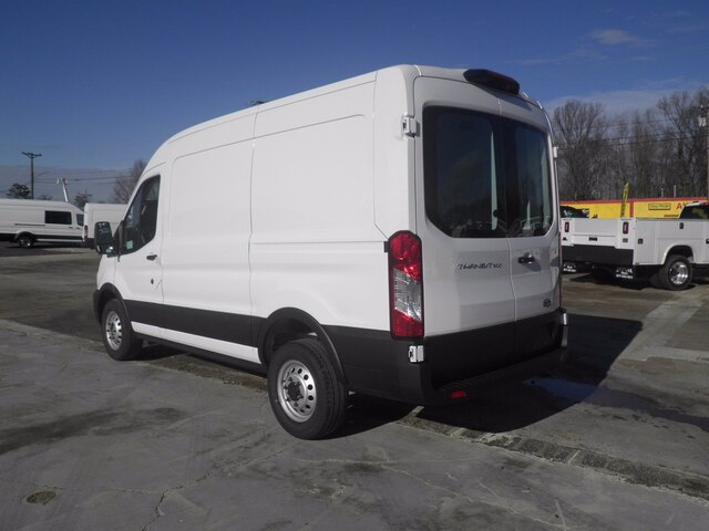 2020 Ford Transit 250 Med Roof 4x2, Thermo King Refrigerated Body #G7317 - photo 6