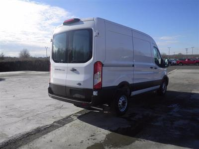 2020 Ford Transit 250 Med Roof 4x2, Thermo King Refrigerated Body #G7317 - photo 8
