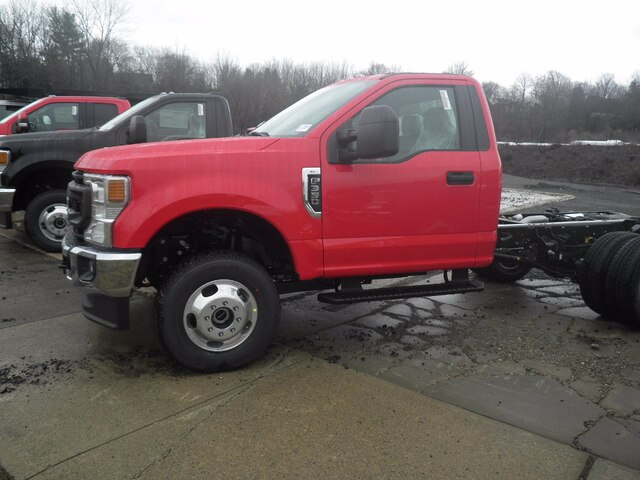 2021 Ford F-350 Regular Cab DRW 4x4, Cab Chassis #G7364 - photo 5