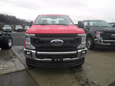 2021 Ford F-350 Regular Cab DRW 4x4, Cab Chassis #G7364 - photo 3