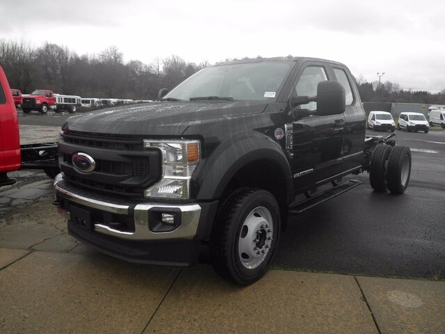 2021 Ford F-550 Super Cab DRW 4x4, Cab Chassis #G7375 - photo 4