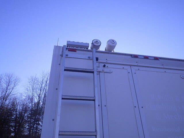 2015 Ram 4500 Regular Cab DRW 4x2,  Dejana Truck & Utility Equipment DuraBox Max Service Utility Van #G7417A - photo 12