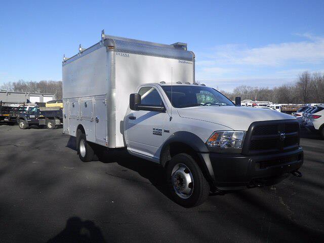 2015 Ram 4500 Regular Cab DRW 4x2,  Dejana Truck & Utility Equipment DuraBox Max Service Utility Van #G7417A - photo 21