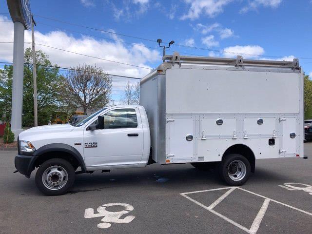 2015 Ram 4500 Regular Cab DRW 4x2,  Dejana Truck & Utility Equipment DuraBox Max Service Utility Van #G7417A - photo 8