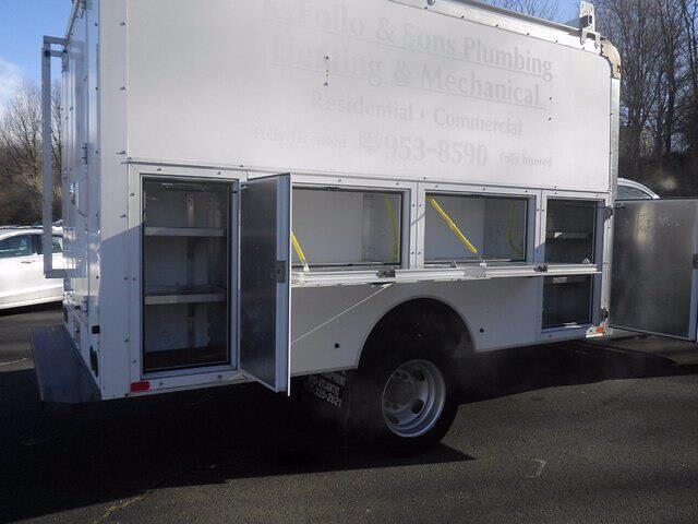 2015 Ram 4500 Regular Cab DRW 4x2,  Dejana Truck & Utility Equipment DuraBox Max Service Utility Van #G7417A - photo 9