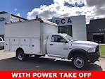 2015 Ram 4500 Regular Cab DRW 4x2,  Dejana Truck & Utility Equipment DuraBox Max Service Utility Van #G7417A - photo 4