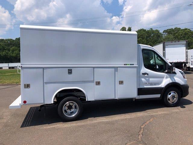 2021 Ford Transit 350 HD AWD, Reading Aluminum CSV Service Utility Van #G7707 - photo 3