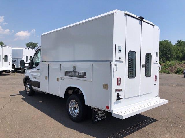 2021 Ford Transit 350 HD AWD, Reading Aluminum CSV Service Utility Van #G7707 - photo 5