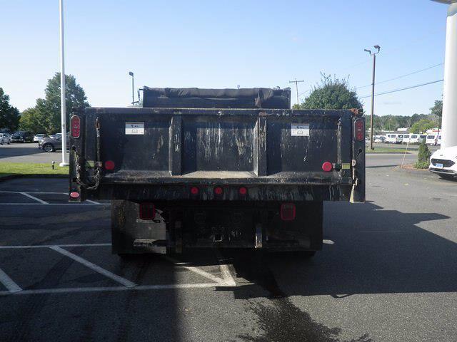 2019 F-450 Regular Cab DRW 4x4,  Dump Body #G7822A - photo 7