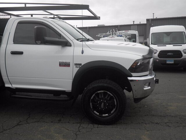 2012 Ram 3500 Regular Cab DRW 4x4, Reading Service Body #GCR5848A - photo 5