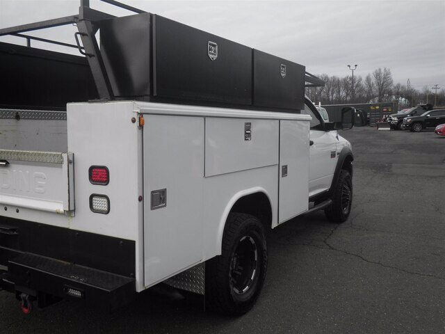 2012 Ram 3500 Regular Cab DRW 4x4, Reading Service Body #GCR5848A - photo 10