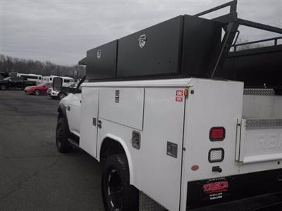 2012 Ram 3500 Regular Cab DRW 4x4, Reading Service Body #GCR5848A - photo 2