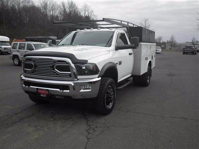 2012 Ram 3500 Regular Cab DRW 4x4, Reading Service Body #GCR5848A - photo 3