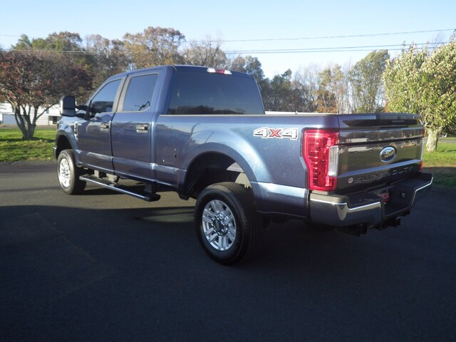 2019 Ford F-250 Crew Cab 4x4, Pickup #GCR7199A - photo 5