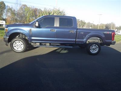 2019 Ford F-250 Crew Cab 4x4, Pickup #GCR7199A - photo 4