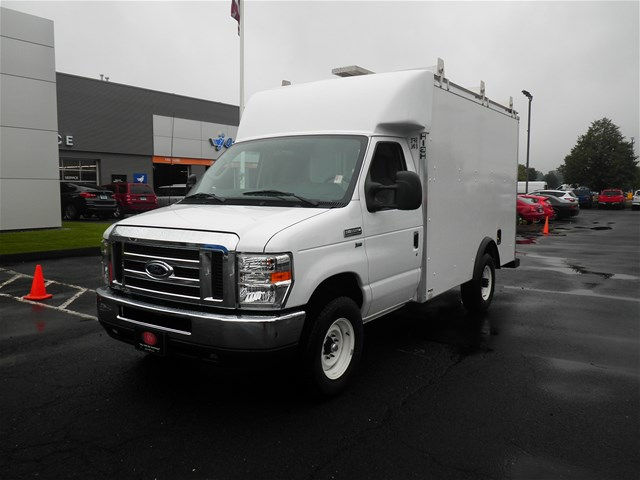 2016 E-350, Supreme Service Utility Van #GCR9021 - photo 4