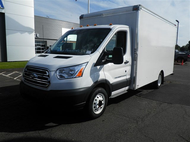2015 Transit 350 HD DRW, Supreme Cutaway Van #GCR9804 - photo 4
