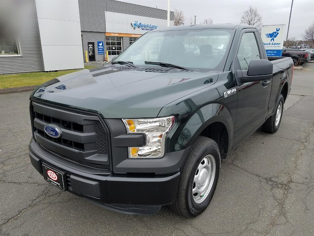 2016 F-150 Regular Cab Pickup #H2882 - photo 5
