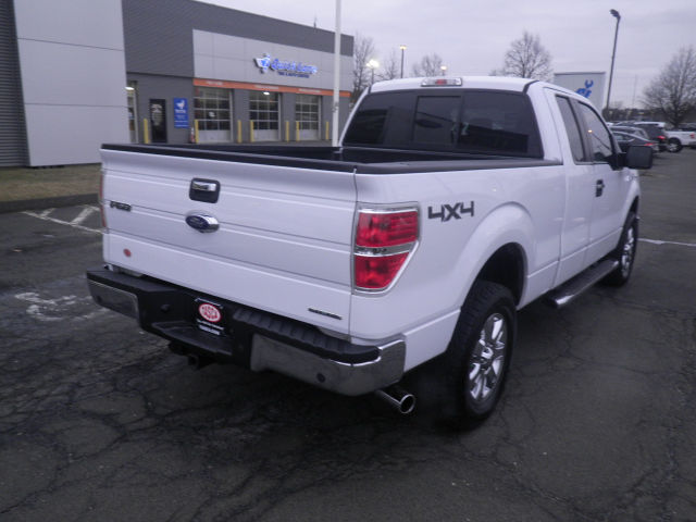 2014 F-150 Super Cab 4x4 Pickup #H2899 - photo 2