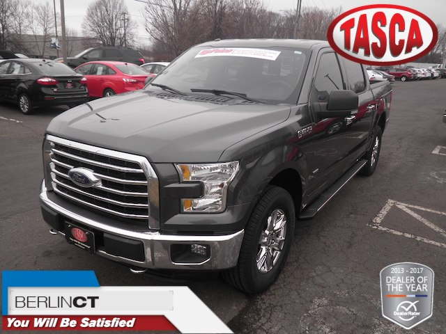 2015 F-150 SuperCrew Cab 4x4, Pickup #H2950 - photo 1