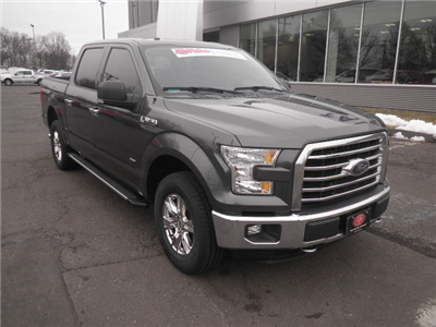 2015 F-150 SuperCrew Cab 4x4, Pickup #H2950 - photo 4