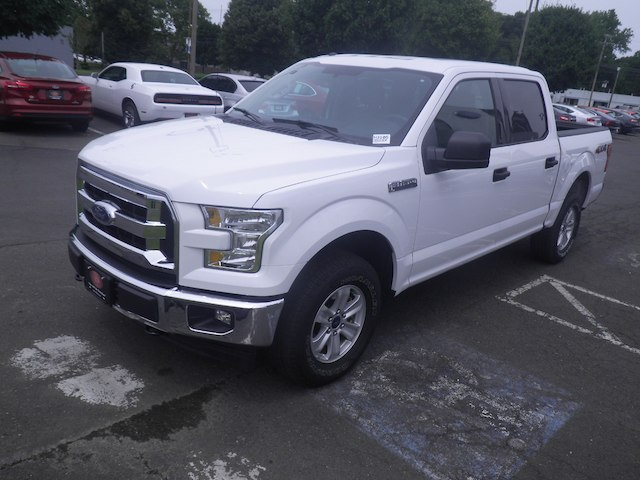 2017 F-150 SuperCrew Cab 4x4,  Pickup #H3105 - photo 5