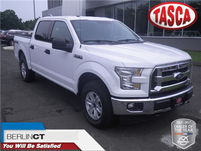 2017 F-150 SuperCrew Cab 4x4,  Pickup #H3105 - photo 1