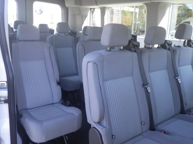 2017 Transit 350 Med Roof 4x2,  Passenger Wagon #H3229 - photo 24