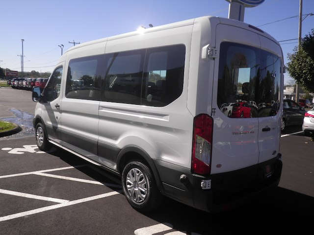 2017 Transit 350 Med Roof 4x2,  Passenger Wagon #H3229 - photo 5