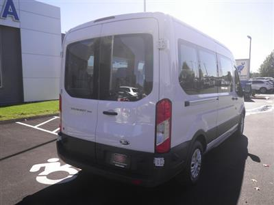 2017 Transit 350 Med Roof 4x2,  Passenger Wagon #H3229 - photo 2