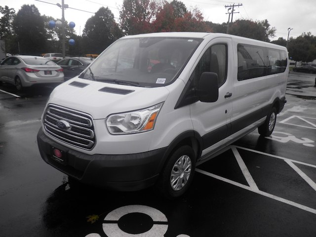 2016 Transit 350 Low Roof 4x2,  Passenger Wagon #H3233 - photo 11