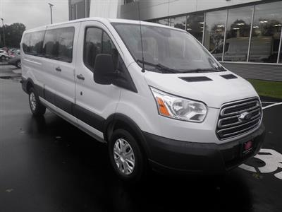 2016 Transit 350 Low Roof 4x2,  Passenger Wagon #H3233 - photo 9