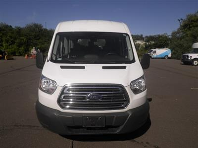 2017 Transit 350 Med Roof 4x2,  Passenger Wagon #H3242 - photo 3
