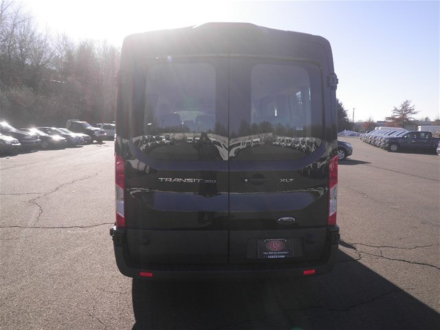 2018 Transit 350 Med Roof 4x2,  Passenger Wagon #H3252 - photo 6