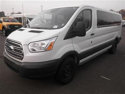 2017 Transit 350 Low Roof 4x2,  Passenger Wagon #H3279 - photo 4